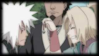 Naruto (Jiraya) - Castle of Glass [AMV]