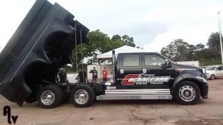 F Monster Cachorrona Mega Truck - Projetos Batman Sound