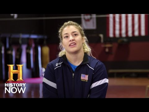 Helen Maroulis: Wrestling with Destiny (Episode 1)   History NOW