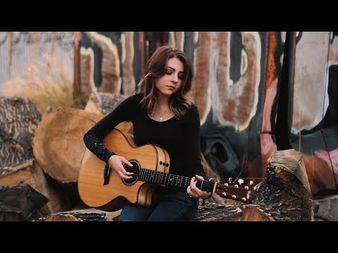 American Idiot by Green Day  acoustic cover by Jada Facer
