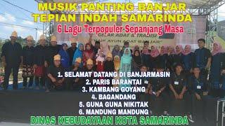 Gambar cover 6 Lagu Banjar Terpopuler Cover Musik Panting Banjar Tepian Indah Samarinda Kalimantan Timur