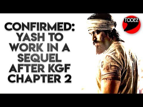 Breaking: Yash to work in another Sequel after Chapter 2 | #YashMonster | #KGFChapter2 Mp3