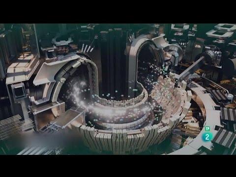 ITER el reactor de fusión nuclear