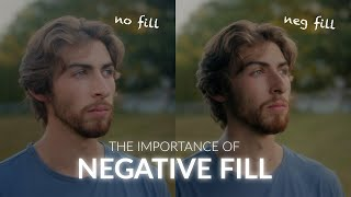 Negative Fill: What Iт Is And Why You Need It