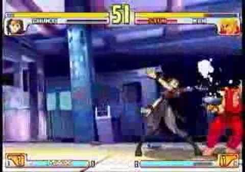 SFIII: 3rd Strike - Fight for the Future Combo Vid 'Chun Li'