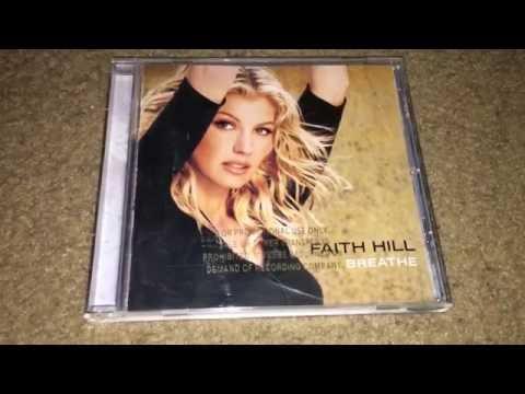 Unboxing Faith Hill - Breathe