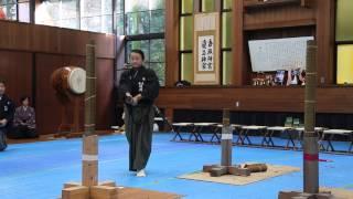 MONONOFU TV vol.13 - 明治神宮奉納 居合抜刀道 第九回全国大会  平成25年10月26日