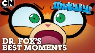 Unikitty | Dr. Fox's Best Moments | Cartoon Network