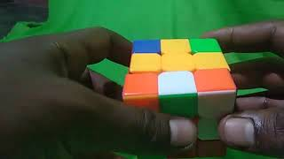 1# Daisy step | How to solve Rubik's cube| First Step