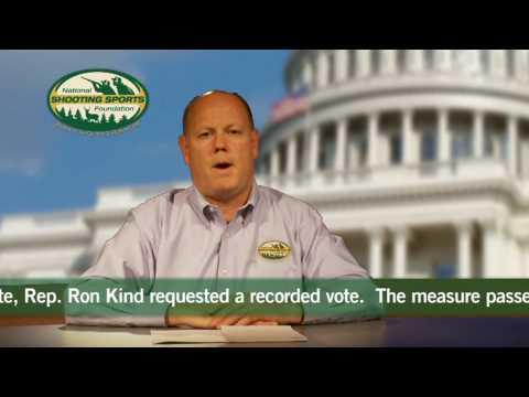 U.S. House Passes Pro-Business, Pro-Conservation Excise Tax Legislation