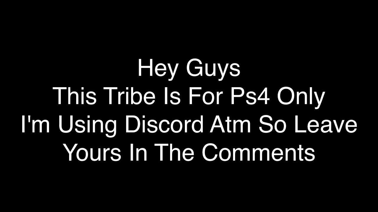 Ps4 Ark Suvival Evolved Tribe Recruitment - YouTube