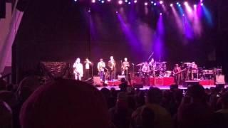 Huey Lewis at Summerfest. Milwaukee, WI.