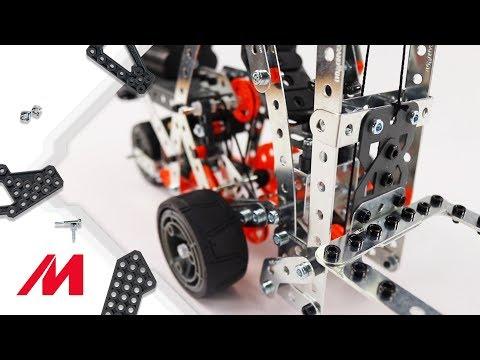 MECCANO 1 en 27-Formula Racing Racer Voitures Construction Set.