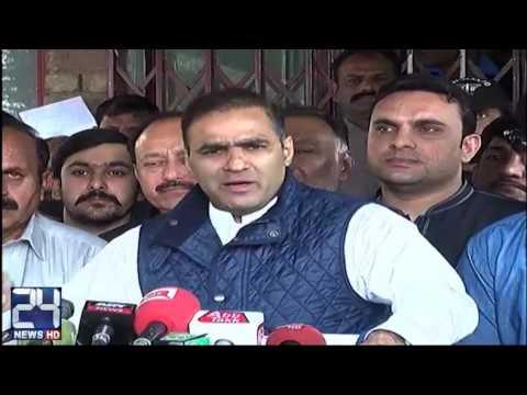 Abid Sher Ali bashed Imran Khan