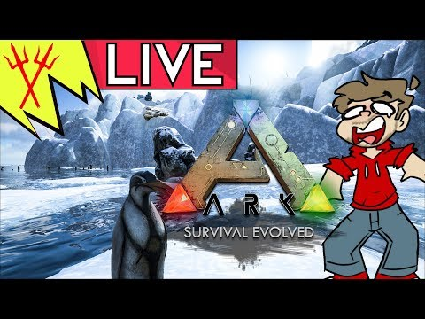 ARK Survival Evolved Organic Polymer Farming!