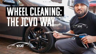 Wheel Cleaning: The JCVD Way