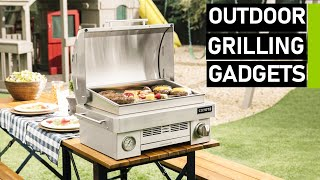 Top 10 Coolest Outdoor Grilling Gadgets
