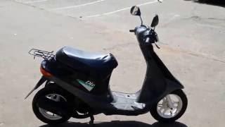 Скутер Honda Dio AF18, Kupiscooter.ru(, 2016-06-29T09:29:25.000Z)