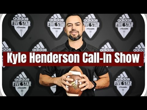 Alabama Crimson Tide Football Call In Show With Kyle Henderson