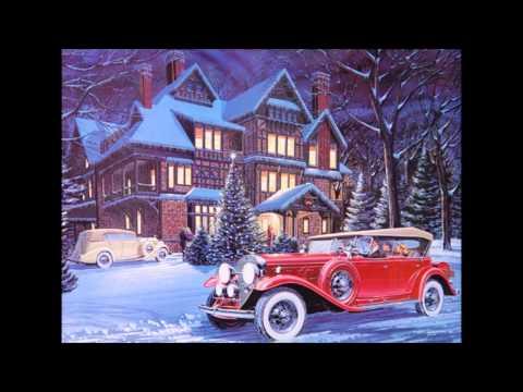 Santas Coming in a Cadillac - Ron Moody .wmv