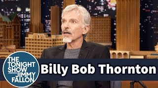 Billy Bob Thornton Hates the Actor Movie Poster Face