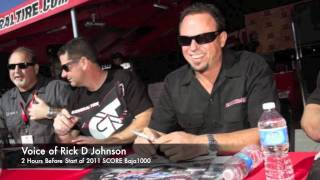 Rick D Johnson Pre 2011 Baja 1000