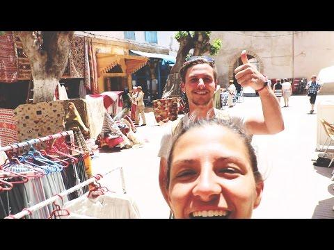Weltreise Tag 469 • In Essaouira • Marokko • Vlog #068
