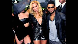 Beyonce & Usher (Beyusher) love in this clup part 2