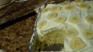 How To Make Banana Pudding Cake Gluten Free