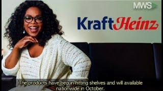 Kraft Heinz Anzeichen Oprah Erstellen 'O, Das ist Gut!' Food Line