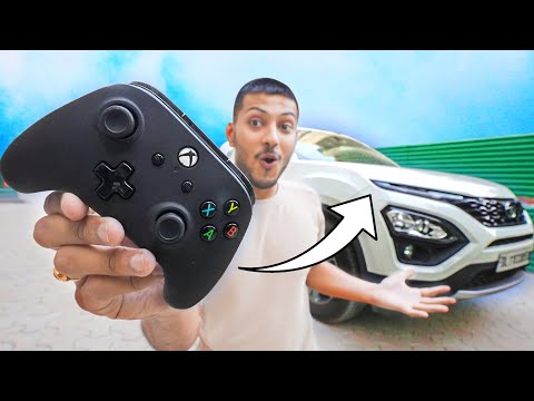 I Made my Car Remote Controlled !