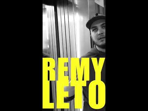 Youtube: Rémy – Scènes de vie du tournage d'Alibi feat. Leto