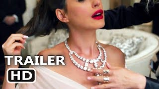 OCEANS 8 Official Trailer 2018 Rihanna Anne Hathaway Action Movie HD