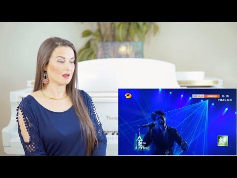Vocal Coach Reacts To Dimash Kudaibergen - Hello