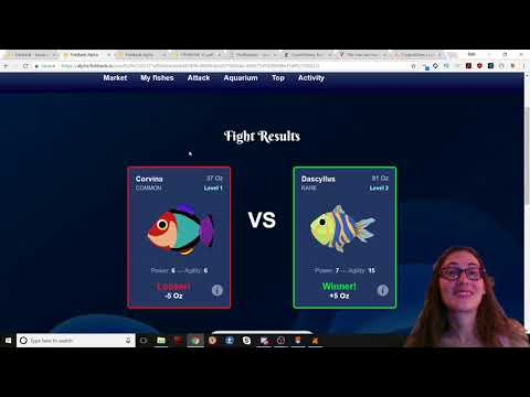 Fishbank - The Next Cryptokitties?!?