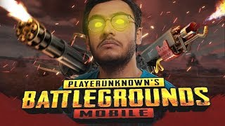PUBG MOBILE LIVE: HUNTING NOOBS & AIRDROPS | NEW ZOMBIE UPDATE | RAWKNEE