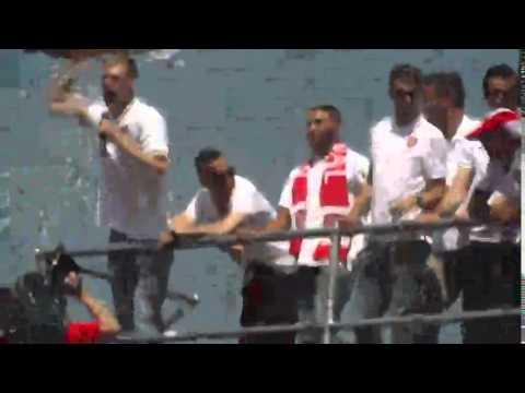 "England-Arsenal ""Arsenal till i die"""
