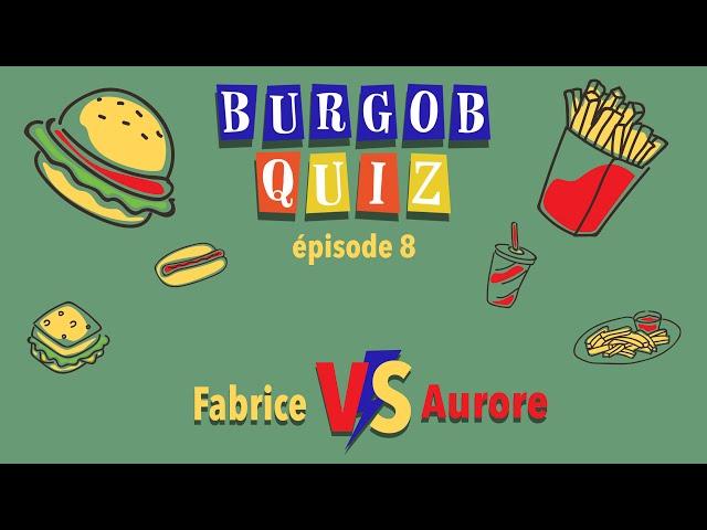 Burgob Quiz #8