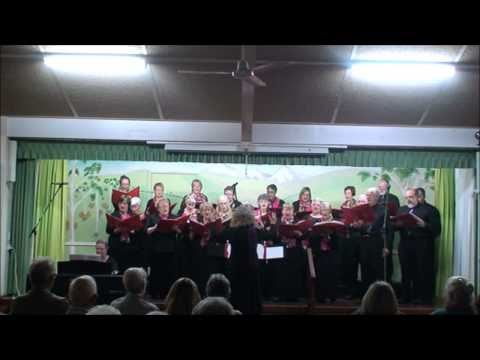 Ragtime Singalong (Dave and Jean Perry) 5th July 2015 - Carradine Choir