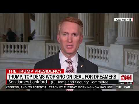 Senator Lankford Talks Immigration Reform, Russia Investigation on CNN
