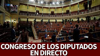 EN DIRECTO| Sesión PLENARIA CONGRESO DIPUTADOS I Diario AS