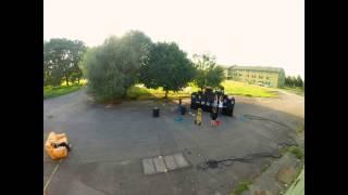 BLACKWOOD SOUNDSYSTEM outdoor session