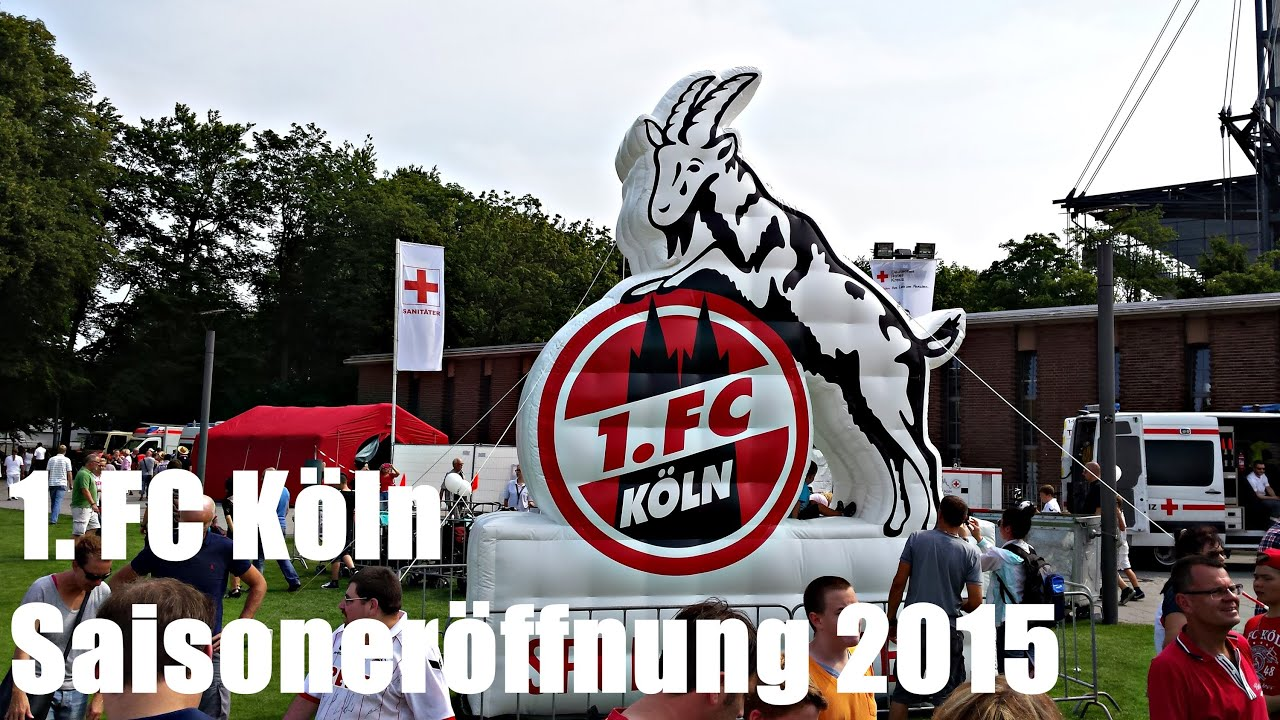 1 Fc Köln Youtube