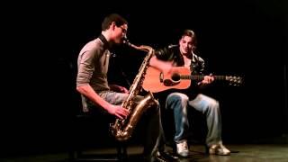 Alex Faria & Romain Vaginay, Catfish Blues Cover, Larue.