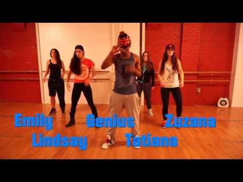 Genius Dancehall Class-