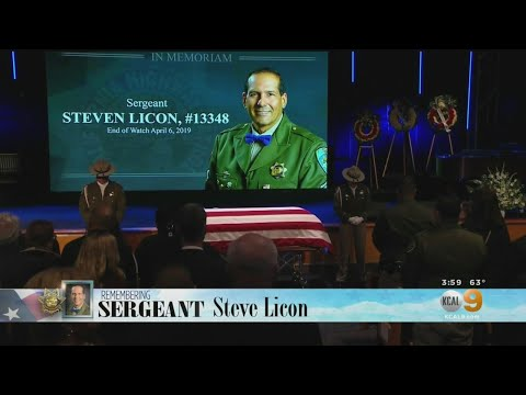 'My Dad Was Invincible': Family, Law Enforcement Community Mourns CHP Sgt. Steve Licon