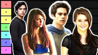 Best Teen Characters 2019
