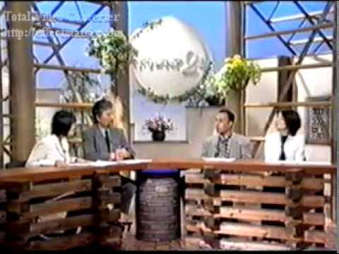SIMKO AHMED , ARTIST AND HUMANITARIAN AID WORKS ON JAPANESE TV # 1