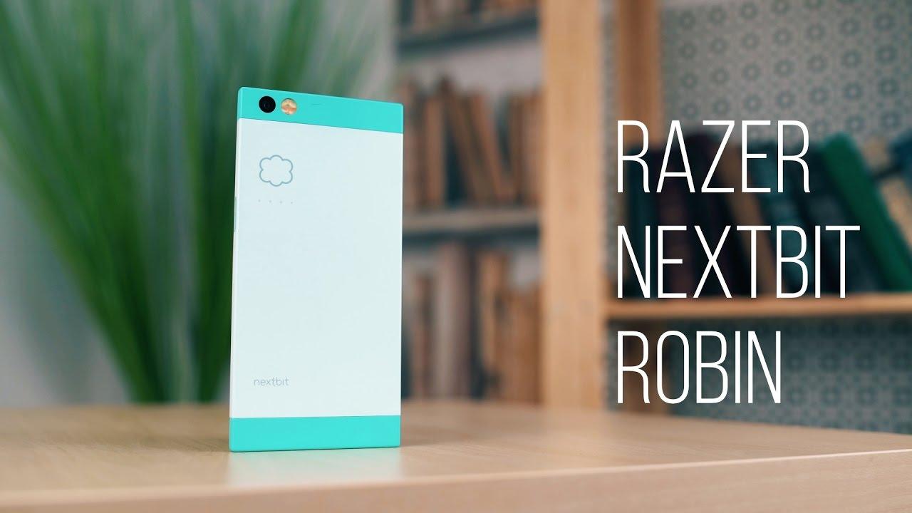 Razer Nextbit Robin смартфон с бесконечной памятью. Обзор, отзыв пользователя.