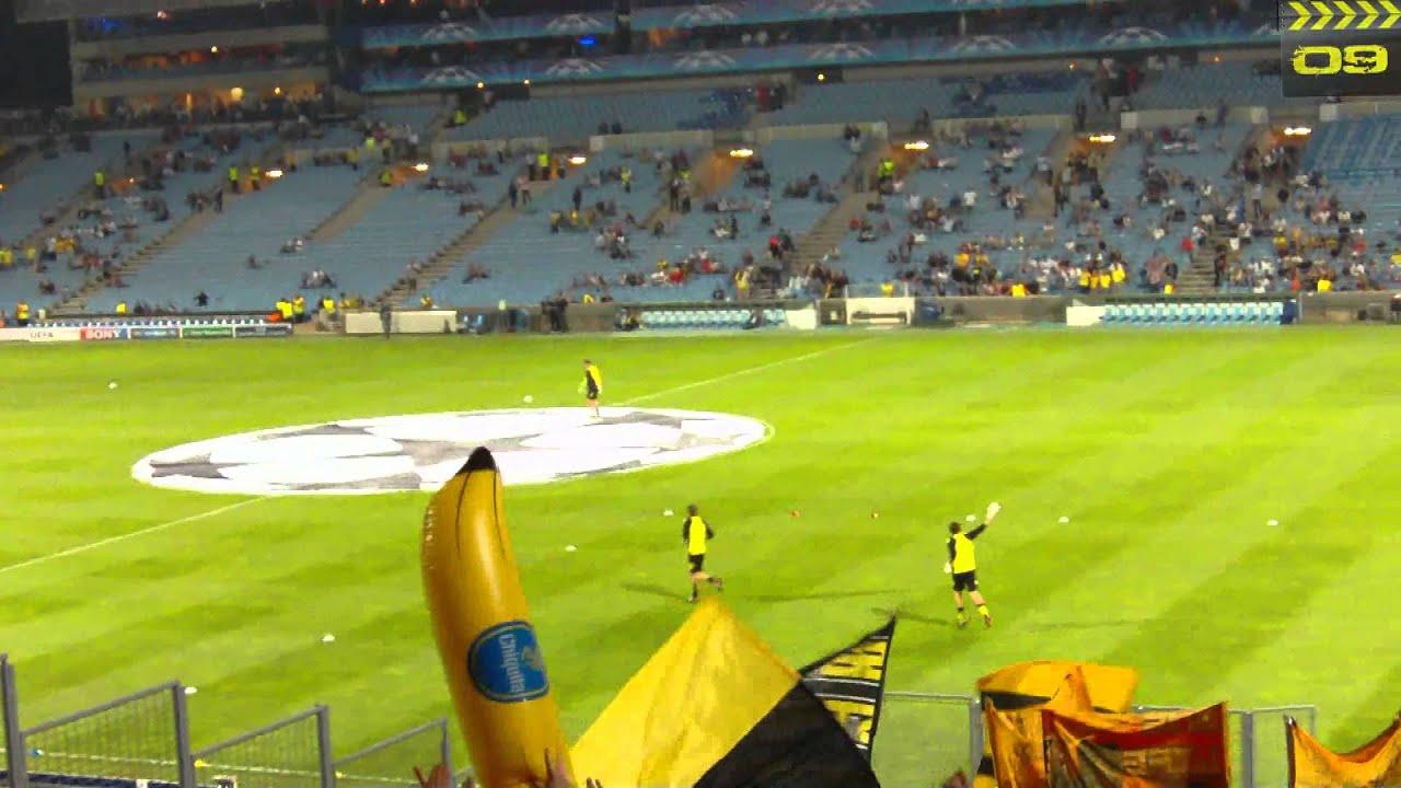 Eindrücke aus Marseille (Borussia Dortmund Fans on Tour) BVB HD